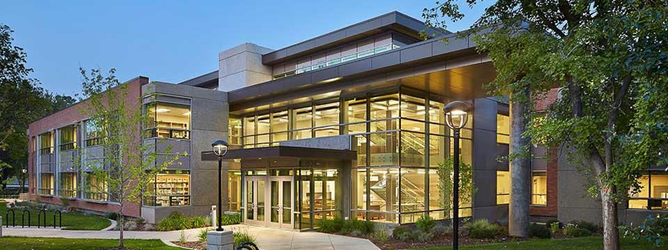 Eastern Washington University Patterson Hall